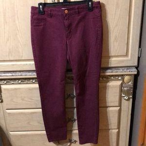 refuge colored jeans.